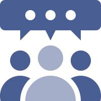 icon for public opinion