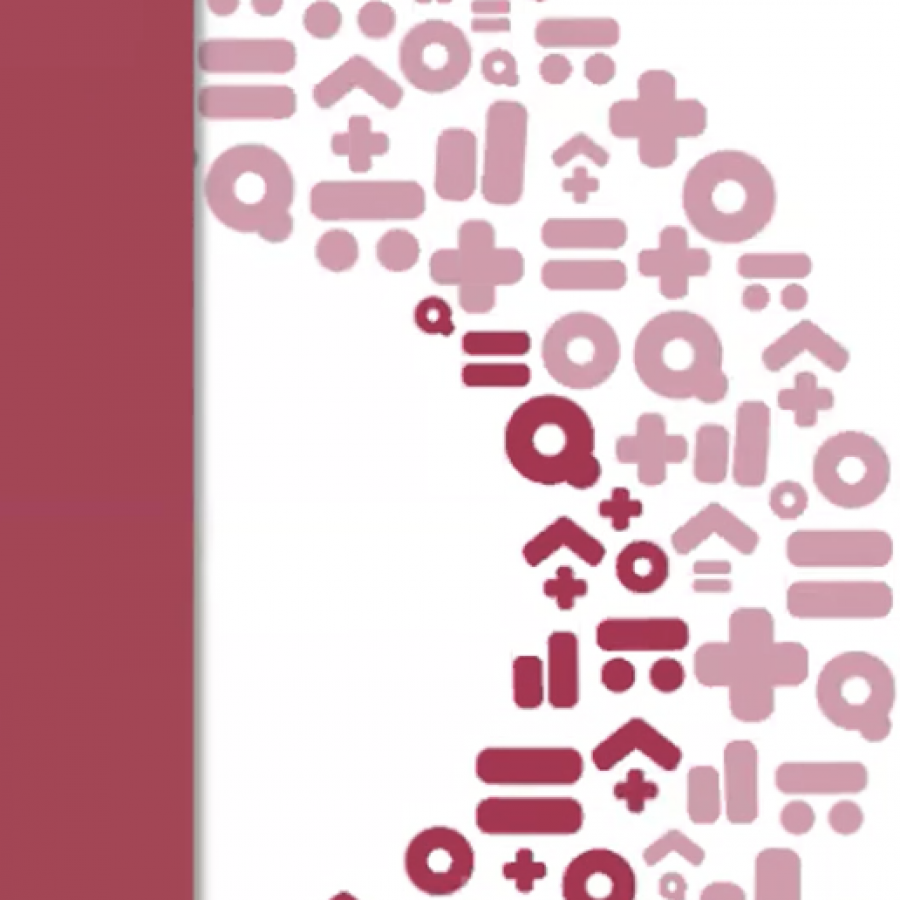 graphic with symbols